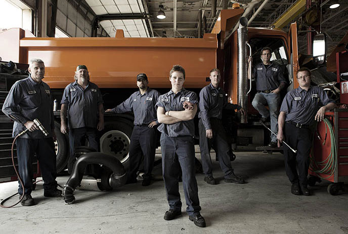 Image of Auto Workers