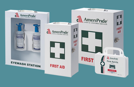 image of first aid kits