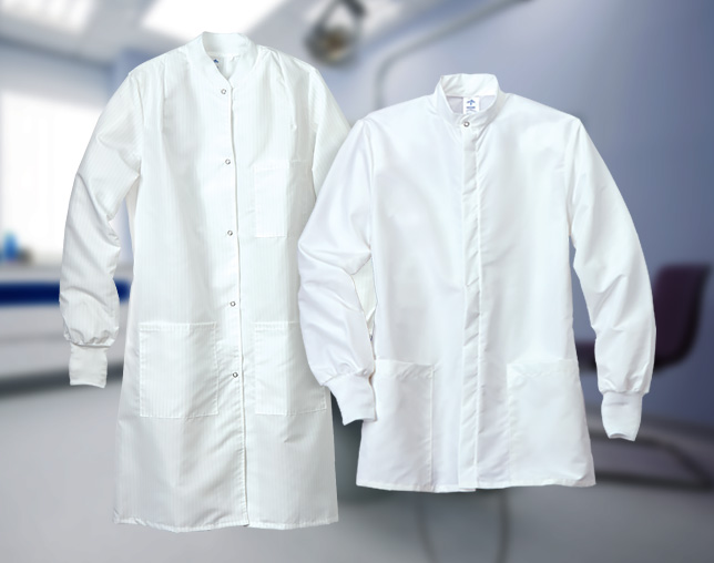 Barrier Lab Coats