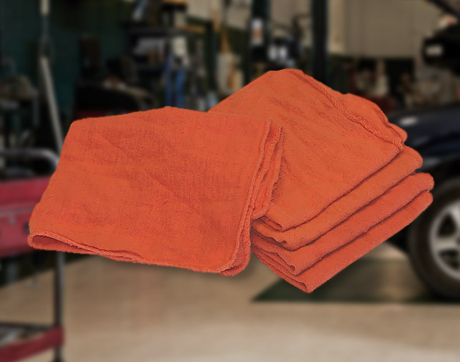 Automotive Shop Towels