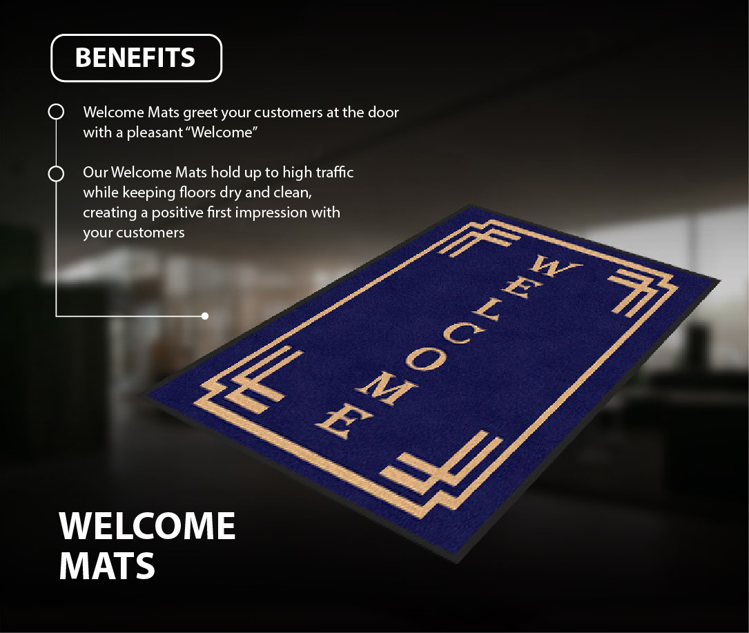 Message Floor Mat